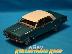 118 Biante 1967 Holden HR Premier Sedan Tennyson Turquoise BRAND NEW