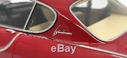 118 DNA COLLECTIBLES 1961 Volvo P1800 Jensen Red LE 320 pcs. BRAND NEW ITEM