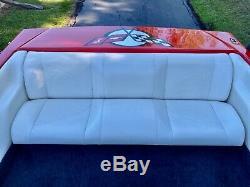 1997 Malibu Corvette Limited Edition Wakeboard Boat Brand New