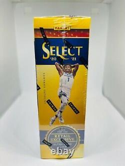 2020-21 Panini Select NBA Basketball Mega Box Walmart Brand New Factory Sealed