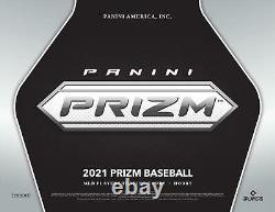 2021 Panini Prizm Baseball Hobby Box