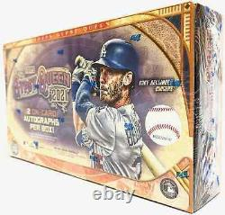 2021 Topps Gypsy Queen Baseball Hobby Box Brand New Free Shipping