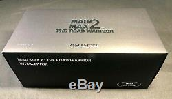 AUTOart 118 Mad Max 2 Road Warrior Interceptor Upgraded Version BRAND NEW-RARE