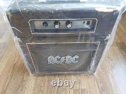 Ac/dc Backtracks Working Amp Deluxe Box Set Brand New Still In Original Box
