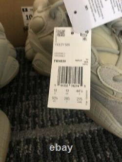 Adidas YEEZY BOOST 500 STONE Shoes Size 10.5 Brand New FW4839