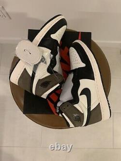 Air Jordan 1 Retro High OG Dark Mocha Size 4.5Y GS BRAND NEW