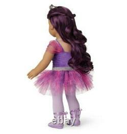 American Girl Sugar Plum Fairy Doll with Swarovski Limited Edition Brand New