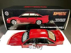 BIANTE 118 Holden VN Commodore SS Group A 1991 -Durif Red- with COA BRAND NEW