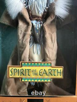 BRAND NEW 2001 SPIRIT OF THE EARTH BARBIE DOLLLtd Ed TOYS R US EXCLUSIVE