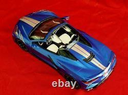 BRAND NEW! 2021 Corvette Stingray Convertible 1/18 DIECAST by GT Spirit US-033