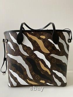BRAND NEW Authentic Louis Vuitton LVXLOL NEVERFULL MM Mini Bag Crossbody M45201