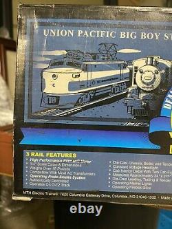 BRAND NEW MTH 20-80001A Union Pacific 4-8-8-4 Big Boy Steam Locomotive & Tender