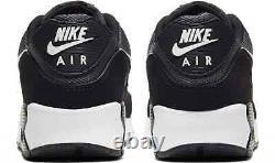 BRAND NEW Men's Nike Air Max 90 Black/Gray Size 6-15 (CN8490-002)