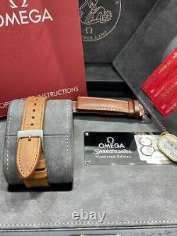 BRAND NEW Omega Seamaster Moonwatch 311.32.40.30.01.001 Stainless Box Paper 2020