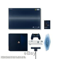 BRAND NEW PlayStation 4 PS4 Pro 2TB 500 Million BUNDLE w Limited Edition Headset