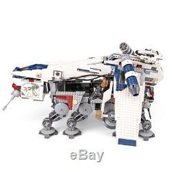 BRAND NEW Star Wars Republic Dropship 10195 AT-OT Walker 1788Pcs for Lego 7d DHL
