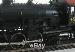 BRAND NEW Sunset Models 3rd Rail Brass CB&Q O1-A 2-8-2 3R Available TMCC