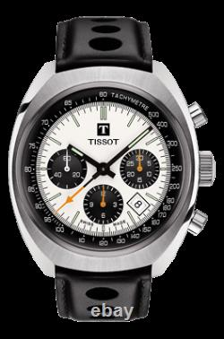 BRAND NEW Tissot Men's Heritage 1973 Limited Edition Watch T1244271603100