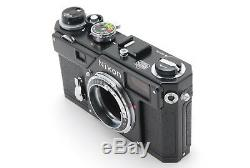 BRAND NEW! UNUSEDNikon S3 2000 Limited Edition black With50mm F/1.4 From Japan