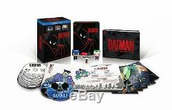 Batman The Complete Animated Series Deluxe Limited Edition (Blu-ray + Digital)
