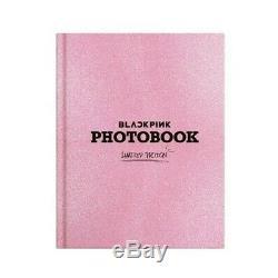 Blackpink Limited Ed Photobook Kpop Brand New Sealed +free Shipping Worldwide