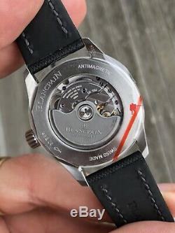 Blancpain Fifty Fathoms Bathyscaphe Limited Edition for HODINKEE Brand New