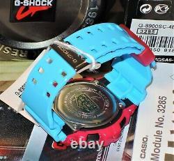 Brand New Casio G-shock G-8900sc-4 X Large Crazy Colors Rare Limited Genuine