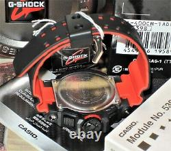 Brand New Casio G-shock Ga-400cm-1 Rasta Hyper Colors Rare Limited 100% Genuine