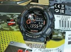 Brand New Casio G-shock Gw-9300dc-1 Mudman Desert Camo Carbon Solar Limited