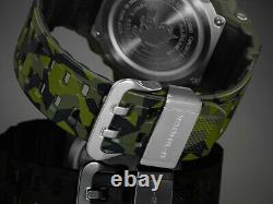 Brand New Casio G-shock Gw-9400cmj-3 Rangeman Camouflage Carbon Solar Limited