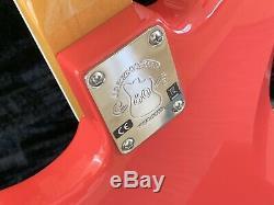Brand New Fender Limited Edition 60th Anniversary Jazzmaster Guitar & Case