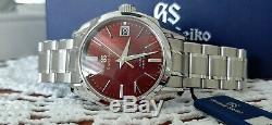 Brand New Grand Seiko Limited Edition Japan Autumn Model Sbgh269 Never Worn