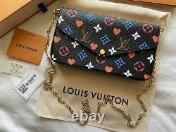Brand New Limited Edition Louis Vuitton Felicie Game On