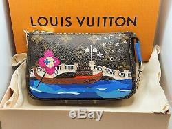 Brand New Louis Vuitton Christmas 2019 Mini Pochette Accessoires Vivienne Venice