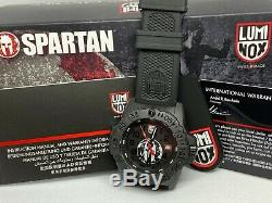 Brand New Luminox Spartan Race Edition Black Dial XS. 3501 Men's Watch