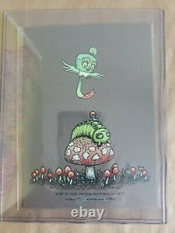Brand New Marq Spusta Baby Blissed Out Bug Resin Statue Figure #/515 & Print