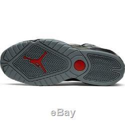 Brand New Men's Air Jordan B'Loyal Athletic Basketball Sneakers Black & Gray