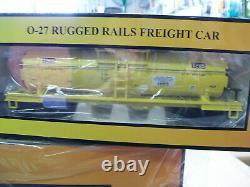 Brand New Mth # 30-20627-1 Nyc Mta R-12 Four Car Wash / Work Train Set Proto 3.0