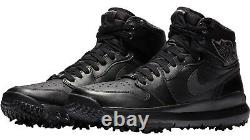 Brand New Nike Air Jordan 1 Golf Premium LIMITED Edition release Black AJ I
