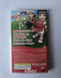 Brand New PSP System Console Coca Cola Limited Edition Bundle Not for Sale