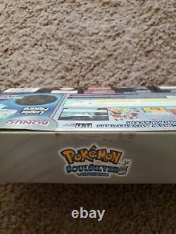 Brand New Pokemon Soulsilver Walmart Limited Collectors Edition