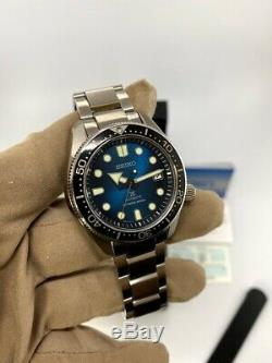 Brand New! Seiko Prospex Diver SPB083J1/SBDC065 Great Blue Hole Special Edition