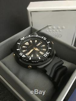 Brand New Seiko SRP641K1 Monster aka Baby Tuna watch! Full Kit! U. S. A Seller