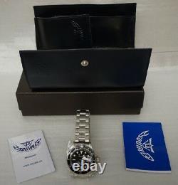 Brand New Squale Y1545 20 Atmos MAXI Watch with Warranty Swiss Made MK2 MK II