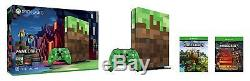 Brand new! Xbox One Console System S 1TB Minecraft Limited Edition Japan