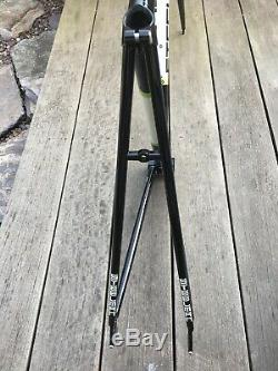 Brent Steelman Limited Edition LE10 Frame set Brand New! 51cm