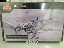 Brickmania toys He111-16 medium bomber Sealed Brand new