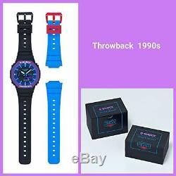 Casio G-SHOCK GA-2100THS-1AJR Tough Watch Throwback 1990s brand New