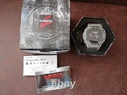 Casio G-Shock GA-2100SKE-7A CasiOak Brand New Rare (UPS Express Worldwide)