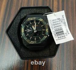 Casio G-Shock GA-2100SU-1A GA2100SU Brand New Khaki USA FAST Shipping